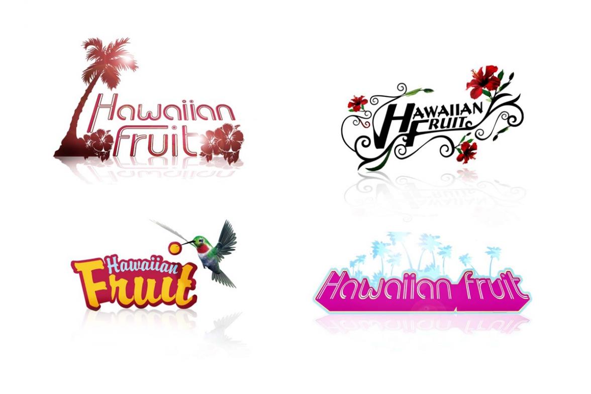 hawaiian optional logos