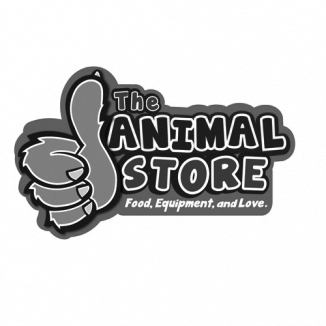 the animal store bw