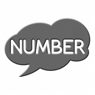 number bw