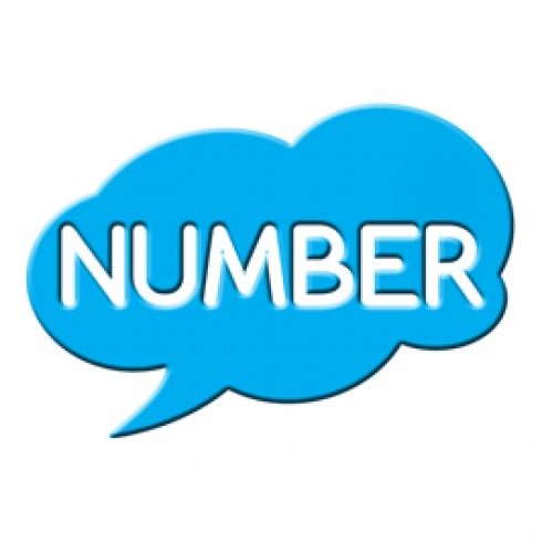number לוגו