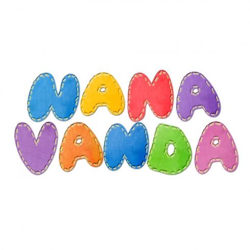 חברת nana vanda- עיצוב לוגו לאופנת ילדים באוסטרליה
